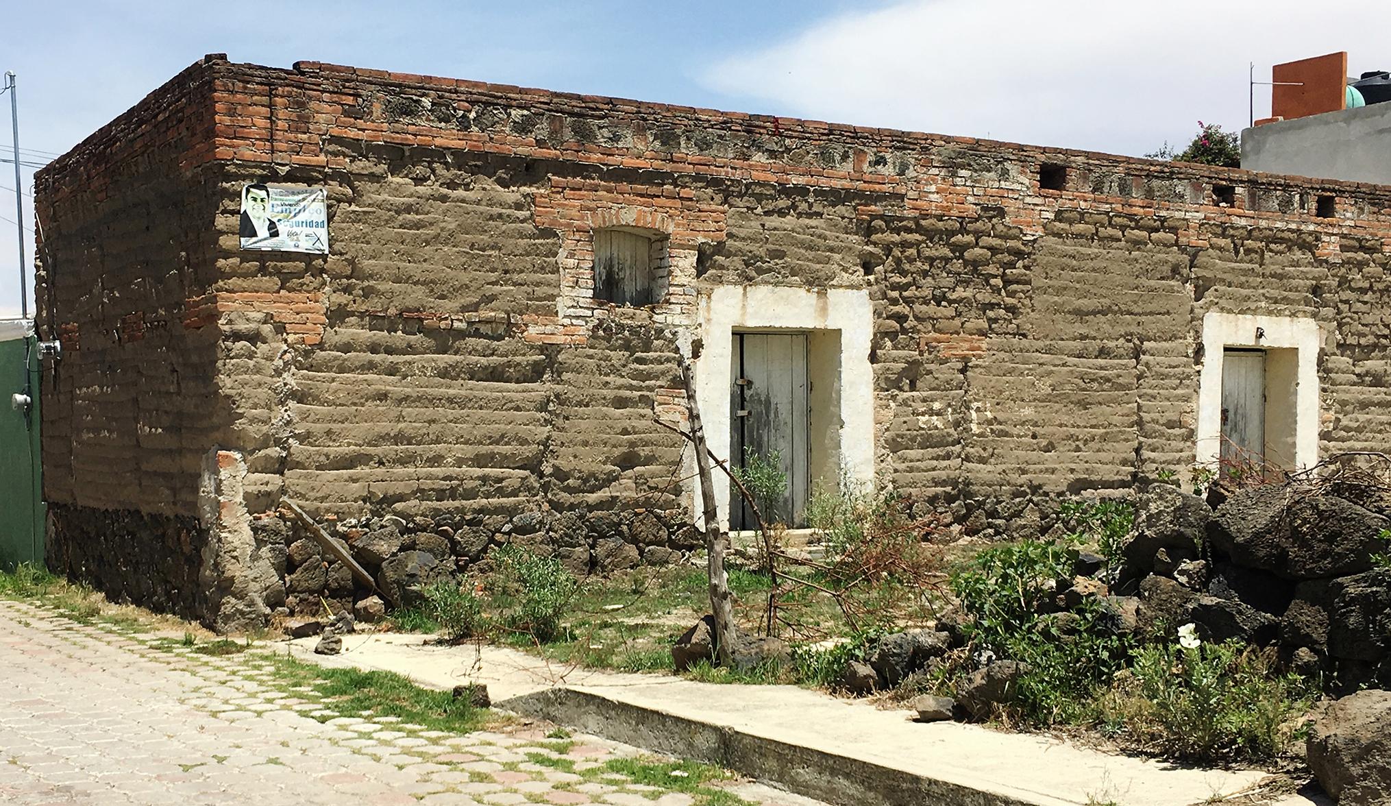 Portada Articulo_ Vivienda en Calpulalpan, Tlaxcala, Foto Blas Antonio Tepale 2019