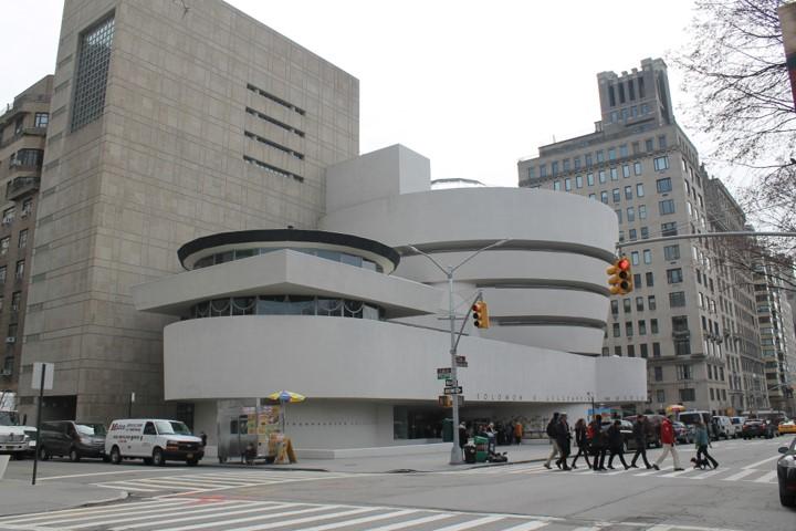 Imagen 10: Guggenheim de Nueva York. De Emilio Luque-Trabajo propio, CC BY-SA 4.0, https://commons.wikimedia.org/w/index.php?curid=68737246